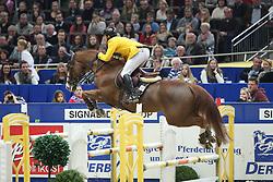 Mansur Guerios, Yuri (BRA), Babylotte<br /> Dortmund - Signal Iduna Cup 2016<br /> Grosser Preis der Bundesrepublik<br /> © www.sportfotos-lafrentz.de / Stefan Lafrentz