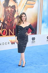 """Stars attend the """"Wonder Woman"""" world Premiere in Los Angeles. 25 May 2017 Pictured: Noa Tishby. Photo credit: IPA/MEGA TheMegaAgency.com +1 888 505 6342"""