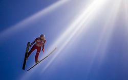 06.01.2014, Paul Ausserleitner Schanze, Bischofshofen, AUT, FIS Ski Sprung Weltcup, 62. Vierschanzentournee, Bewerb, im Bild Kamil Stoch (POL) // Kamil Stoch (POL) during Competition of 62nd Four Hills Tournament of FIS Ski Jumping World Cup at the Paul Ausserleitner Schanze, Bischofshofen, Austria on 2014/01/06. EXPA Pictures © 2014, PhotoCredit: EXPA/ JFK