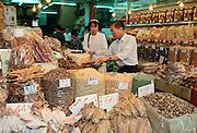 Hong Kong fish shop
