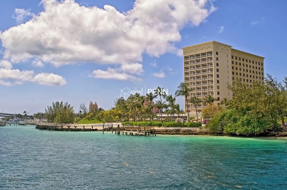Paradise Island the Bahamas. Hotels, marinas and homes on paradise Island