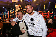 "BOXEN: EC Boxing & SES Boxing, Hamburg, 18.01.2020<br /> Holger Gräbedünkel und Eric Sindermann ""Dr. Sindsen""<br /> © Torsten Helmke"