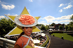 Tracy Rose during day four of Royal Ascot at Ascot Racecourse.