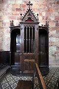 ornate confessional France
