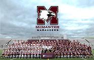 2012-03-03 - McMaster Football Team Photo