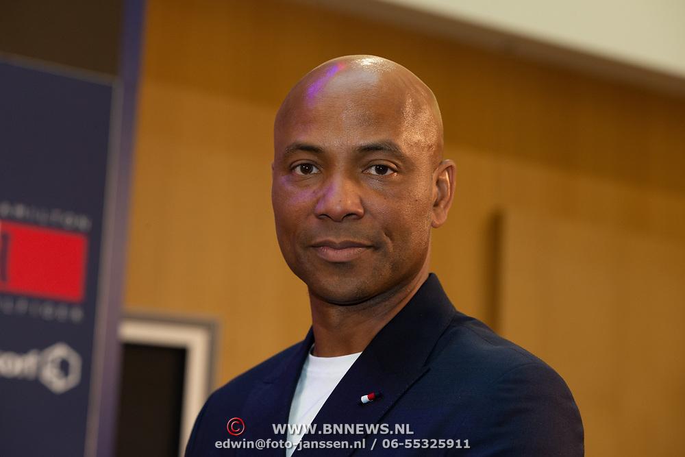 NLD/Amsterdam/20200229 - Lewis Hamilton lanceert de kledinglijn TommyXLewis, Humberto Tan