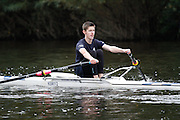 Crew: 66 - Kings Sch Worcs KSW-Salkeld   Event: J15A.1x<br /> <br /> Afternoon Division<br /> Worcester Small Boats Head 2016<br /> <br /> To purchase this photo, or to see pricing information for Prints and Downloads, click the blue 'Add to Cart' button at the top-right of the page.