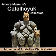 Pictures of Museum of Anatolian Civilisations Catalhoyuk Artefacts -