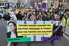 2019-01-19 Protest for Leyla Güven