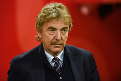 November 15, 2018 - Gdansk, Poland, President of Polish Football Association (PZPN) Zbigniew Boniek during football friendly match between Poland - Czech Republic at the Stadion Energa in Gdansk, Poland