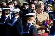 De Geuzenpenning voor 2016 gaat naar Migrant Offshore Aid Station (MOAS), een particuliere organisatie die op zee naar schepen in nood speurt en vluchtelingen redt. De onderscheiding is maandag uitgereikt in de Grote Kerk van Vlaardingen.<br /> <br /> The Geuzen Medal 2016 goes to Offshore Migrant Aid Station (MOAS), a private organization that searches the sea for ships in distress and rescue refugees. The award was presented Monday at the Grote Kerk in Vlaardingen.<br /> <br /> Op de foto / On the Photo: