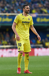 January 20, 2019 - Villarreal, Castellon, Spain - Vicente Iborra of Villarreal during the La Liga Santander match between Villarreal and Athletic Club de Bilbao at La Ceramica Stadium on Jenuary 20, 2019 in Vila-real, Spain. (Credit Image: © Maria Jose Segovia/NurPhoto via ZUMA Press)