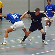 ZVV Hilversum - FC Marlene,