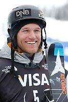 Freestyle<br /> FIS World Cup<br /> Copper Mountain USA<br /> 21.11.2012<br /> Foto: Gepa/Digitalsport<br /> NORWAY ONLY<br /> <br /> FIS Weltcup, Slopestyle, Herren. Bild zeigt Andreas Håtveit (NOR).