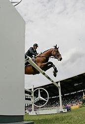 Bost Roger Yves - Ideal de la Loge<br /> CHIO Aachen 2008<br /> Photo © Hippo Foto