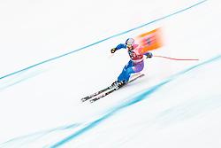26.12.2017, Stelvio, Bormio, ITA, FIS Weltcup, Ski Alpin, Abfahrt, 1. Training, Herren, im Bild Dominik Paris (ITA) // Dominik Paris of Italy in action during 1st practice for the mens Downhill of FIS Ski Alpine Worldcup at the Stelvio course, Bormio, Italy on 2017/12/26. EXPA Pictures © 2017, PhotoCredit: EXPA/ Johann Groder