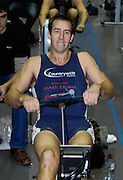 Birmingham, GREAT BRITAIN, men's open Gold medal winner, Graham BENTON, competing at the British Indoor Rowing Championships, National Indoor Arena, Birmingham, ENGLAND. 12/11/2006, [Photo, Peter Spurrier/Intersport-images].....