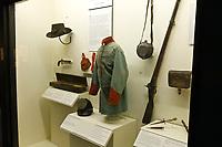 Exhibits, Museum of the Confederacy, Richmond, Virginia USA