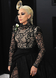 NEW YORK, NY - JANUARY 28: 60th Annual GRAMMY Awards at Madison Square Garden on January 28, 2018 in New York City. 28 Jan 2018 Pictured: Lady Gaga. Photo credit: JP/MPI/Capital Pictures / MEGA TheMegaAgency.com +1 888 505 6342