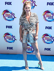 HERMOSA BEACH, LOS ANGELES, CALIFORNIA, USA - AUGUST 11: FOX's Teen Choice Awards 2019 held at the Hermosa Beach Pier Plaza on August 11, 2019 in Hermosa Beach, Los Angeles, California, United States. 11 Aug 2019 Pictured: Candace Cameron-Bure. Photo credit: Xavier Collin/Image Press Agency/MEGA TheMegaAgency.com +1 888 505 6342