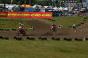"""Jeffrey Herings takes a look back at the carnage. Cairoli described the racing incident simply as, """"Unpleasant""""."""