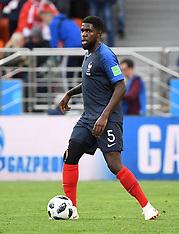 France v Peru, 21 June 2018