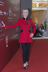 October 18, 2016 - Madrid, Spain - Cayetana Guillen Cuervo in the Presentation of the TV show Celebrity MasterChef in Madrid on 18 October 2016. (Credit Image: © Oscar Gonzalez/NurPhoto via ZUMA Press)