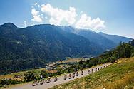 Illustration peloton, Scenery, Montee de Bisanne during the 105th Tour de France 2018, Stage 11, Alberville - La Rosiere Espace Bernardo (108,5 km) on July 18th, 2018 - Photo Luca Bettini / BettiniPhoto / ProSportsImages / DPPI