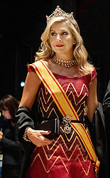 October 22, 2019, JAPAN: 22-10-2019 Gala Royals arrive at the Imperial Palace for the Court Banquets, the 'Kyoen-no-gi' banquet, after the ceremony of the enthronement of Emperor Naruhito in Tokyo, Japan Queen Maxima  (Credit Image: © face to face via ZUMA Press)