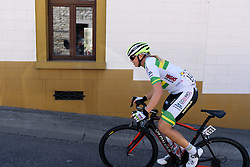 Louisa Lobigs (Australia) - Flèche Wallonne Femmes - a 137km road race from starting and finishing in Huy on April 20, 2016 in Liege, Belgium.