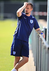 File photo dated 18-07-2017 of England manager Mark Sampson.