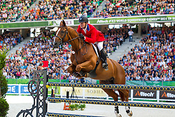 Mclain Ward, (USA), Rothchild - World Champions, - Second Round Team Competition - Alltech FEI World Equestrian Games™ 2014 - Normandy, France.<br /> © Hippo Foto Team - Leanjo De Koster<br /> 25/06/14