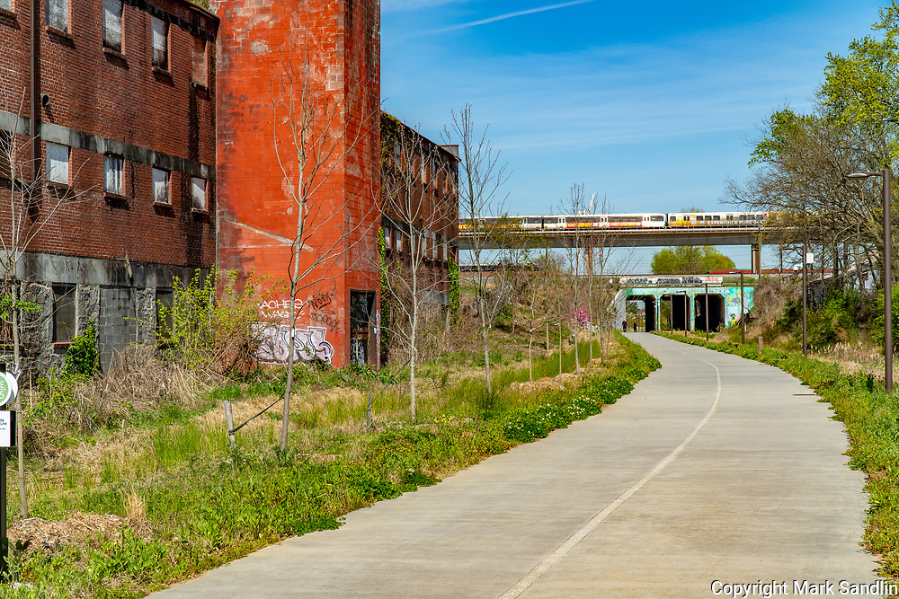 Westside of the Atlanta Beltline