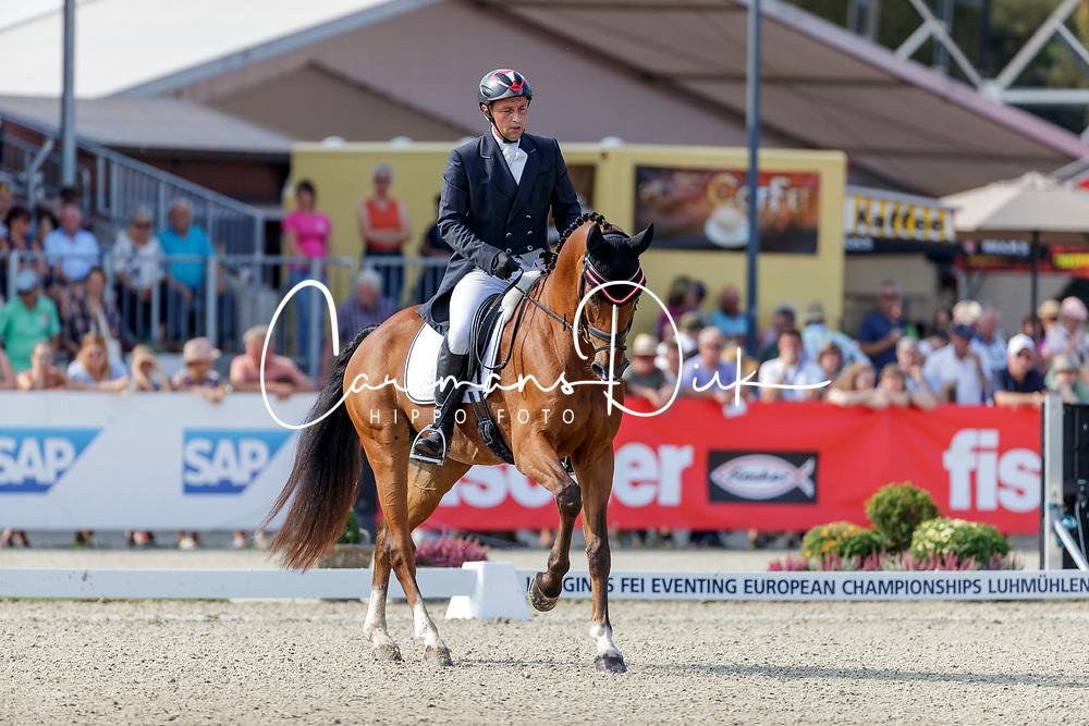 Ambros Harald, AUT, Lexikon 2<br /> European Championship Eventing<br /> Luhmuhlen 2019<br /> © Hippo Foto - Stefan Lafrentz