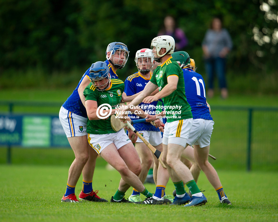 13-07-21. Meath v Wicklow - Leinster U-20 B Hurling Championship (Richie McElligott Cup) 2021 at St. Loman's Park, Trim.<br /> Cian Kelly, Meath in action against Wicklow in the Leinster U-20 B Hurling Championship (Richie McElligott Cup) 2021<br /> Photo: John Quirke / www.quirke.ie<br /> ©John Quirke Photography, 16 Proudstown Road, Navan. Co. Meath. (info@quirke.ie / 046-9028461 / 087-2579454).