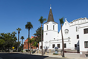 First Presbyterian Church in Downtown Santa Ana