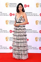 Lilah Parsons attending the Virgin Media BAFTA TV awards, held at the Royal Festival Hall in London. Photo credit should read: Doug Peters/EMPICS