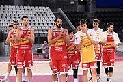 Carpegna Prosciutto Pesaro<br /> Virtus Roma - Carpegna Prosciutto Pesaro<br /> Lega Basket Serie A 2020/2021<br /> Roma, 25/10/2020<br /> Foto Gennaro Masi / Ciamillo-Castoria