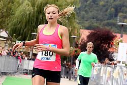 Tina Cacilo at 3rd Marathon of Slovenske Konjice 2015 on September 27, 2015 in Slovenske Konjice, Slovenia. Photo by Urban Urbanc / Sportida