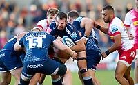 Rugby Union - 2020 / 2021 Gallagher Premiership - Round 21 - Sale Sharks vs Harlequins - A J Bell Stadium<br /> <br /> Josh Beaumont of Sale Sharks  at AJ Bell Stadium<br /> <br /> Credit COLORSPORT/LYNNE CAMERON