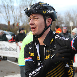 19-01-2020: Wielrennen: Wereldbeker Veldrijden: Nommay <br />Lars van der Haar