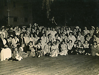 1919 Hollywood Studio Club girls