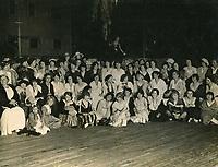 1919 Hollywood Studio Club girls