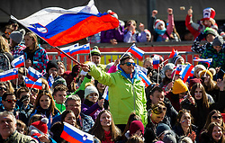 Borut Pahor, president of Slovenia during the Qualification Round of the Ski Flying Hill Individual Competition at Day 1 of FIS Ski Jumping World Cup Final 2019, on March 21, 2019 in Planica, Slovenia. Photo by Vid Ponikvar / Sportida