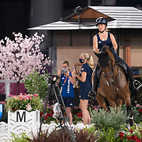 DAY 4  - 26 JULY - EVENTING TRAINING  - TOKYO2020