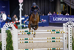 De Luca Lorenzo, ITA, Ensor de Litrange Lxii<br /> Round 2<br /> Longines FEI World Cup Jumping, Omaha 2017 <br /> © Hippo Foto - Dirk Caremans<br /> 01/04/2017