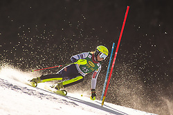 Neja Dvornik (SLO) during the Ladies' Slalom at 56th Golden Fox event at Audi FIS Ski World Cup 2019/20, on February 16, 2020 in Podkoren, Kranjska Gora, Slovenia. Photo by Matic Ritonja / Sportida