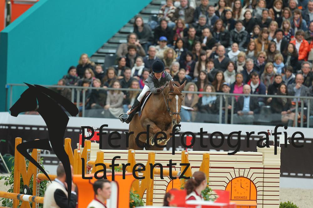 Diniz, Luciana, Lacontino<br /> Paris - Saut Hérmes 2013<br /> © www.sportfotos-lafrentz.de/Stefan Lafrentz