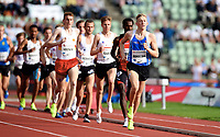 Friidrett , 15. juni 2017 ,  Diamond League , Bislett Games<br /> Even Brøndbo Dahl   , NOR 3000 m