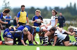 - Mandatory by-line: Paul Knight/JMP - 02/09/2018 - RUGBY - Shaftsbury Park - Bristol, England - Bristol Bears Women v Dragons Women - Pre-season friendly